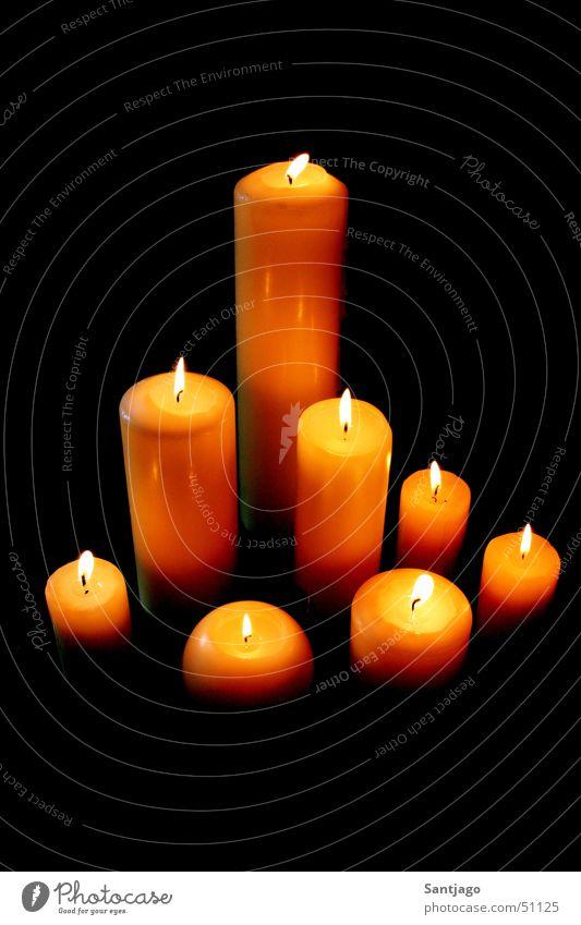 Warmth Blaze Candle Romance Physics