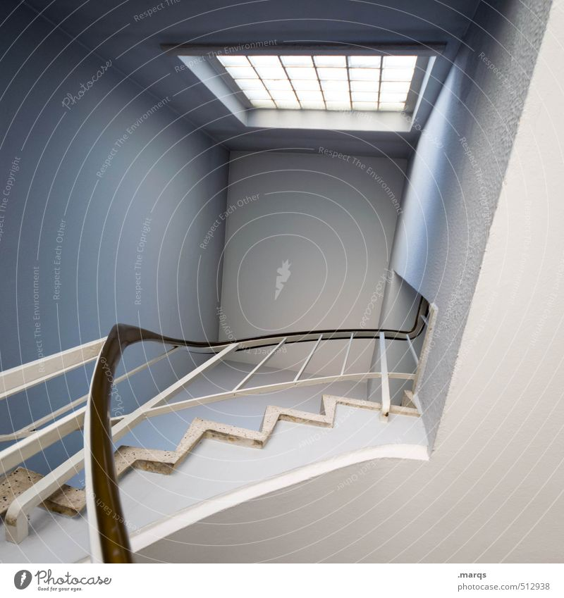 Beautiful Window Architecture Interior design Style Above Flat (apartment) Stairs Elegant Living or residing Lifestyle Design Modern Tall Perspective Uniqueness