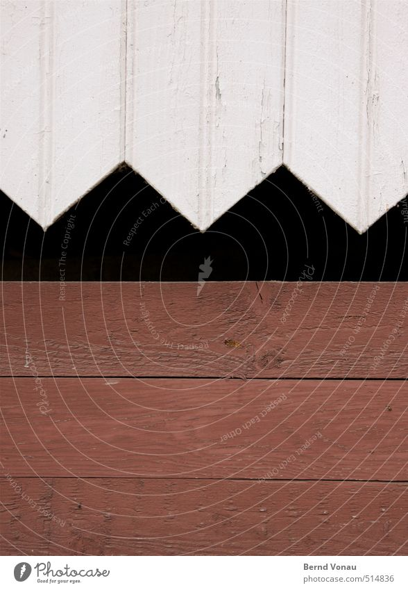 Beautiful White Colour Black Wood Brown Facade Decoration Wooden board Rough Barn Exterior Across Zigzag Edgewise