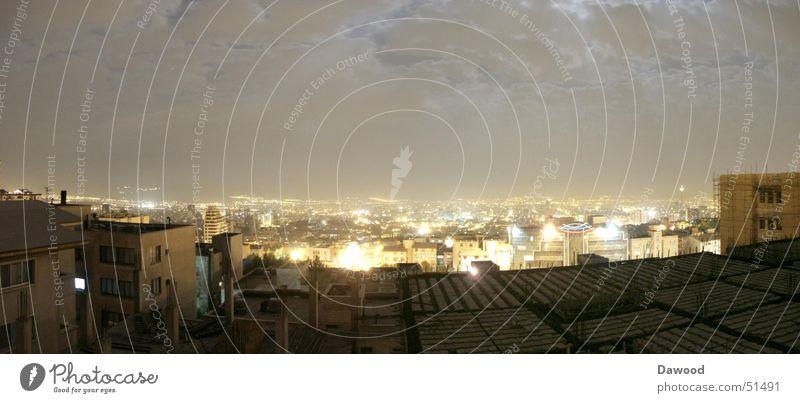 City Night Iran