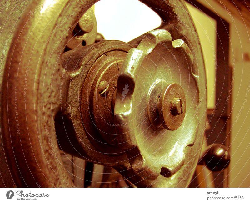 bike:on Steel Iron Steel processing Industry Metal Rust Old