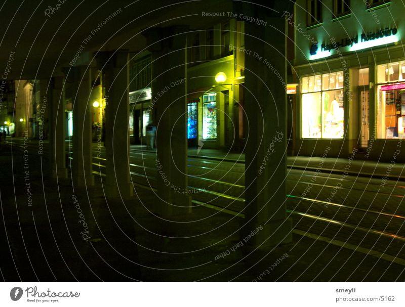 City Loneliness Street Concrete Empty Club