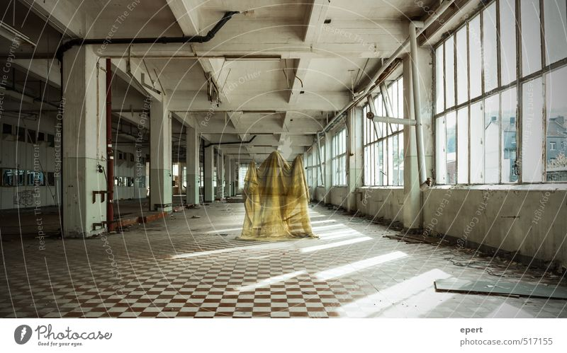 Exceptional Stand Transience Change Fantastic Mysterious Factory Ghosts & Spectres  Bizarre Surrealism Magic Industrial plant Phenomenon Spook