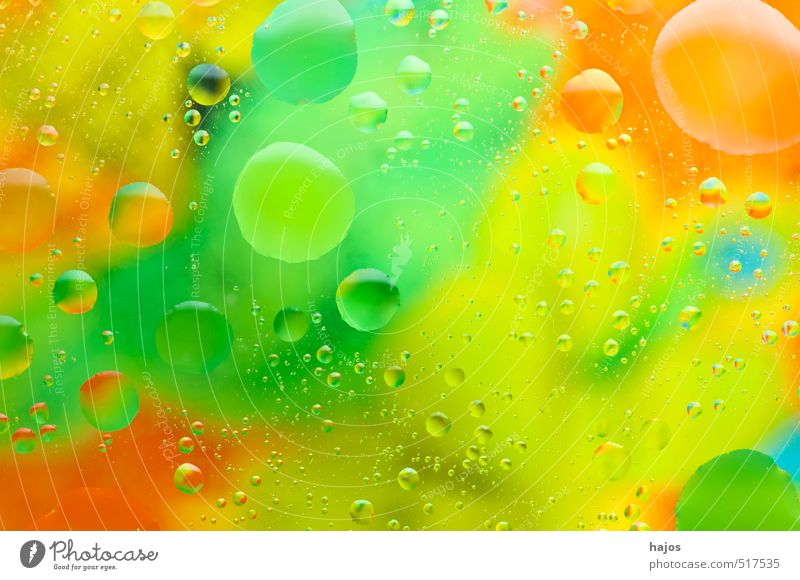 Water Background picture Art Design Drops of water Painting and drawing (object) Fluid Rainbow Work of art Pop Art Prism Detergent
