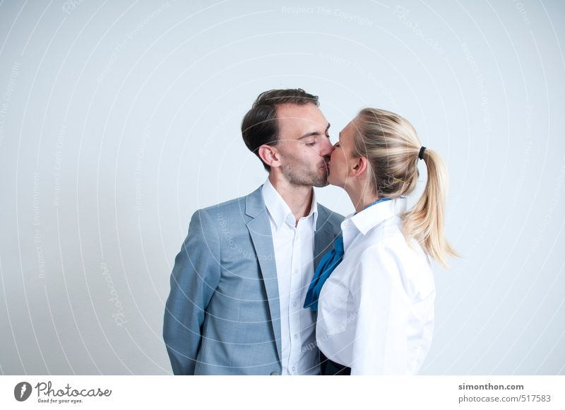 love Business Company Career Success Meeting Team Family & Relations Couple Partner Adults 2 Human being Sympathy Love Infatuation Romance Desire Lust