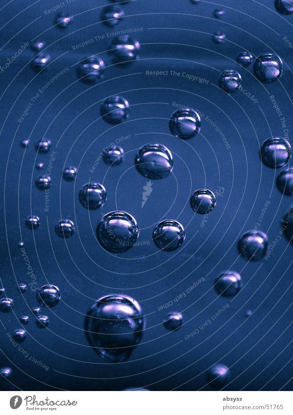 Nature Water Blue Air Fluid Bubble Blow Oxygen Mineral water Carbonic acid
