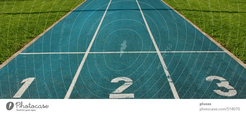 Blue Green White Sports 1 Jump 2 Success Beginning 3 Target Concentrate Running Racing sports Sporting event Sportsperson