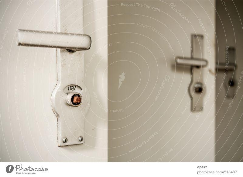 ut ruhrgebiet | Shops II Door Door handle Direct Toilet Utilize Trashy Gloomy Cleanliness Equal Personal hygiene Culture Perspective Living or residing