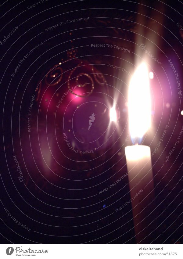 Christmas & Advent Bright Candle Sphere Burn