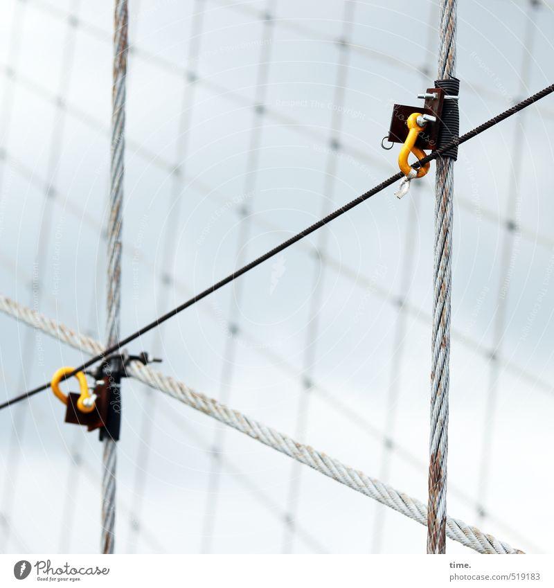 City Arrangement Communicate Technology Bridge Safety Planning Protection Construction site Cable Thin Serene Net Attachment Steel cable Services