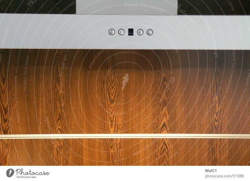 Wood Metal Kitchen Railroad tracks Aluminium Wood grain Plus Fume cupboard Wenge