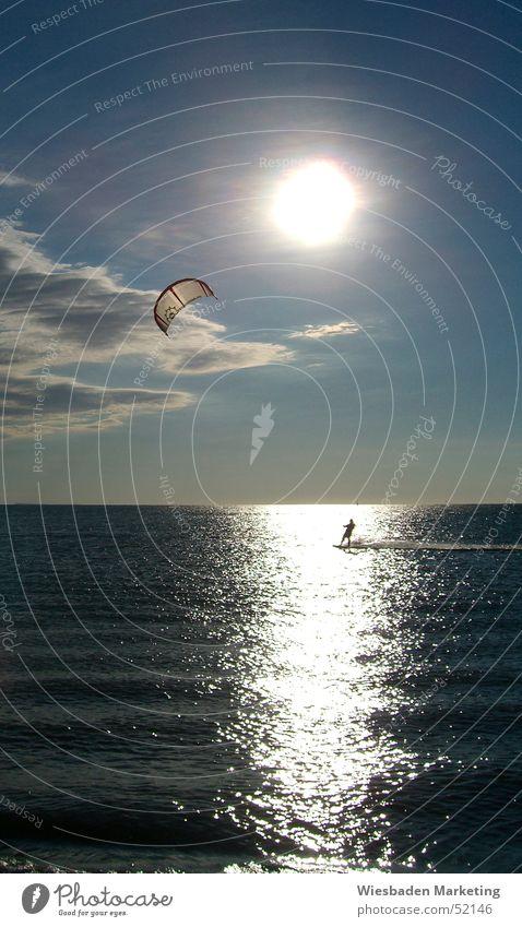 Man Sun Ocean Joy Beach Vacation & Travel Sports Relaxation Freedom Wind Wet Speed Adventure Cuba Surfer Aquatics