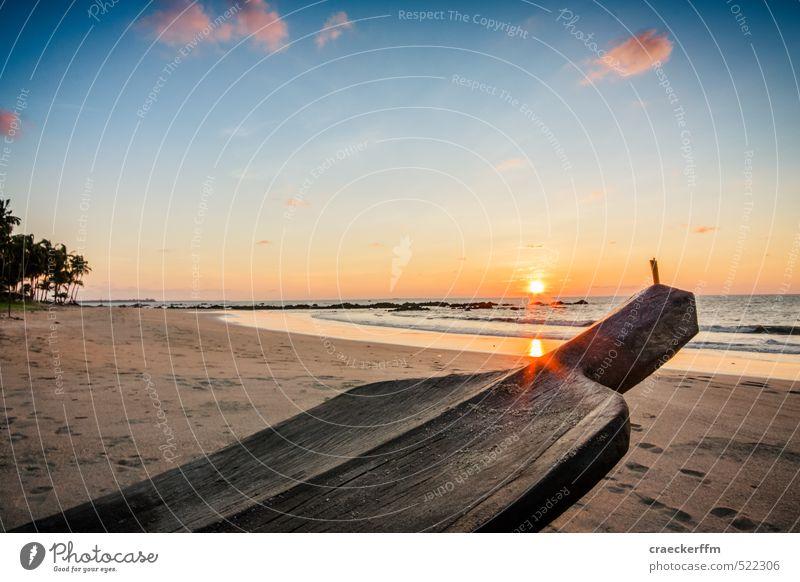Gudn Abääänd Vacation & Travel Tourism Adventure Far-off places Freedom Sun Beach Ocean Nature Water Sky Sunrise Sunset Sunlight Summer Beautiful weather