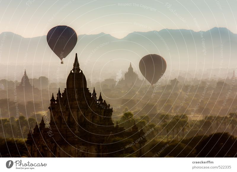 Bagan Vacation & Travel Tourism Adventure Far-off places Freedom Sightseeing Architecture Landscape Forest Observe To enjoy Esthetic Exceptional Exotic Gigantic