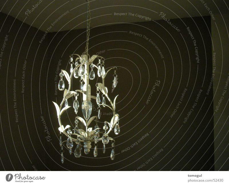 old candlestick - new light Chandelier Lamp Ornamental Light Room Lighting