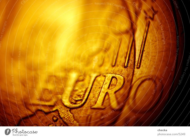 EuroMacro Financial Industry Medal Cash register Coin Europe Money Stock market Things Macro (Extreme close-up) Financial institution monet cash teuro currency