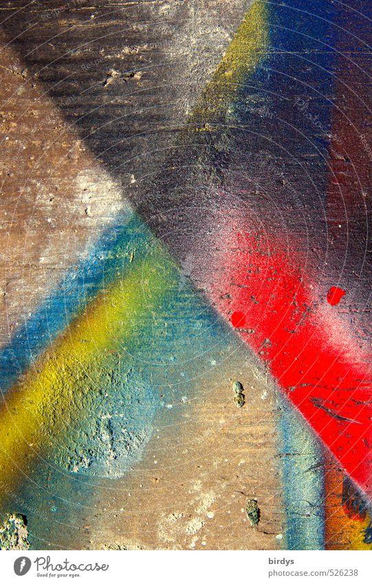 Colour Graffiti Dye Wood Authentic Esthetic Uniqueness Creativity Trashy Positive Brash Inspiration Workplace Subculture Revolt