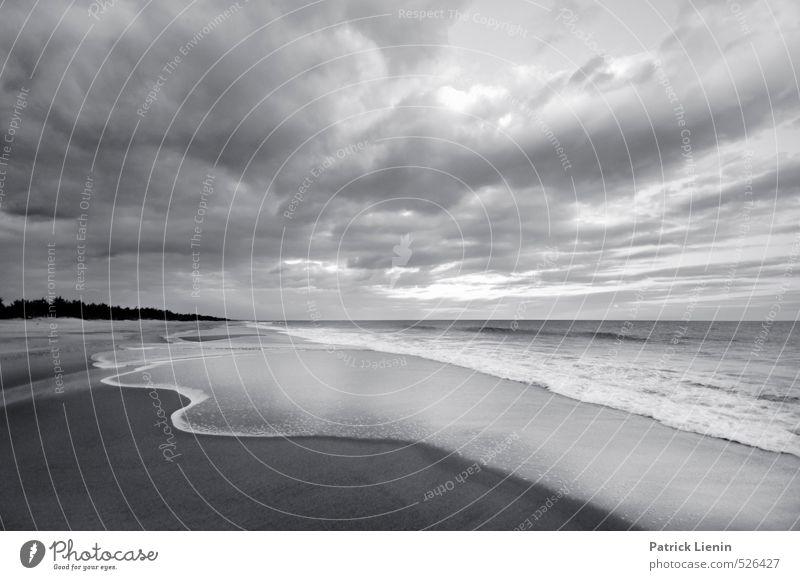 Sky Nature Water Ocean Landscape Clouds Beach Environment Coast Sand Air Weather Fear Rain Earth Waves