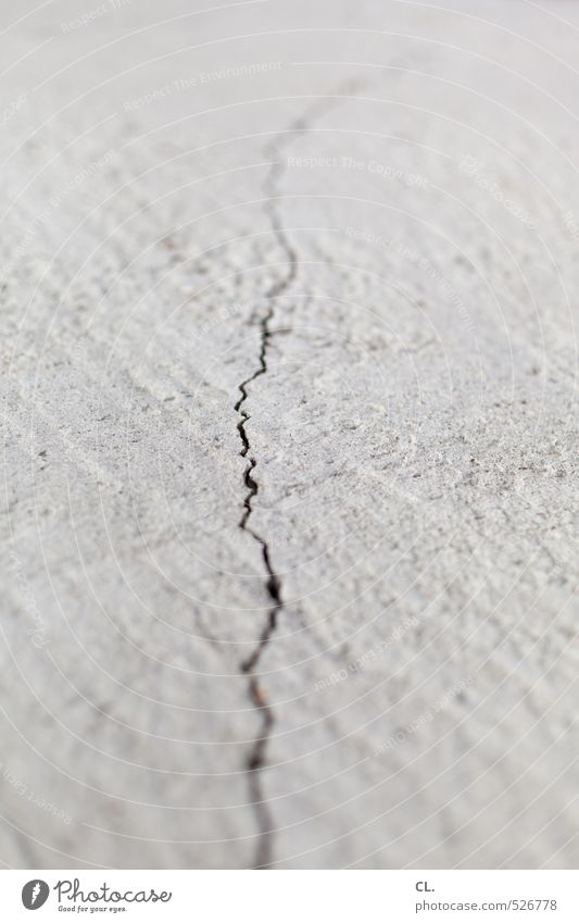 White Wall (building) Wall (barrier) Gray Stone Gloomy Broken Transience Floor covering Change Derelict Decline Division Argument Crack & Rip & Tear