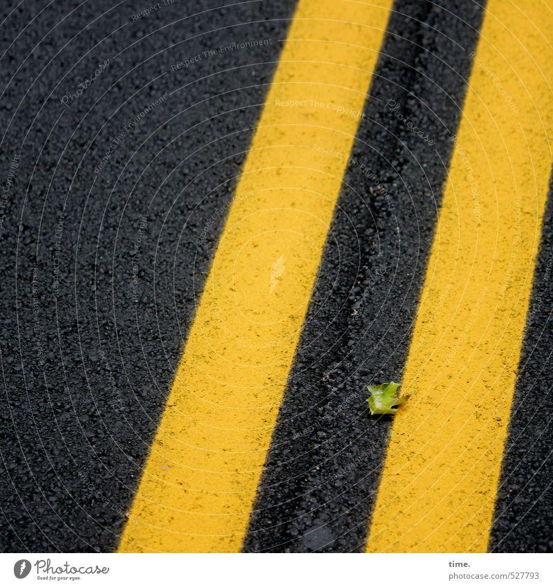 City Leaf Black Yellow Street Lanes & trails Friendship Contentment Signs and labeling Arrangement Communicate Logistics Asphalt Concentrate Attachment
