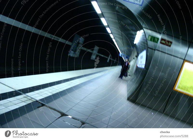 Transport Station Airport Underground Stuttgart Commuter trains