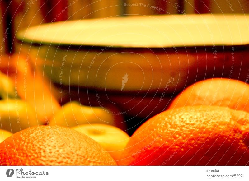 Healthy Fruit Orange Apple Bowl Vitamin Dessert Fruit salad