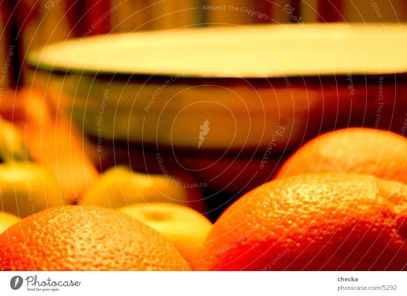 vitamins Orange Vitamin Fruit salad Healthy Apple Bowl