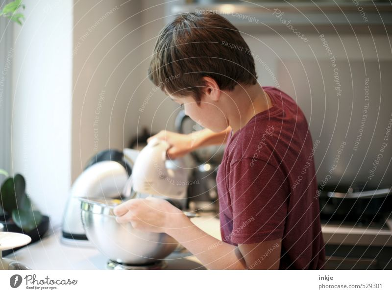 Homework | Baking cakes Nutrition Cooking Coffee cake Bowl Beater Lifestyle Leisure and hobbies Living or residing Kitchen Parenting Boy (child) Infancy