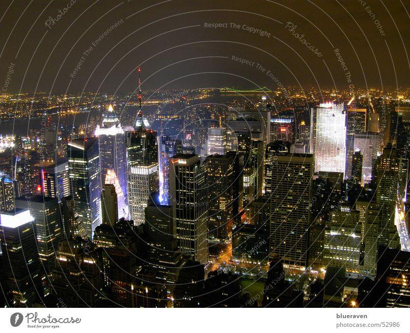 High-rise Skyline New York City