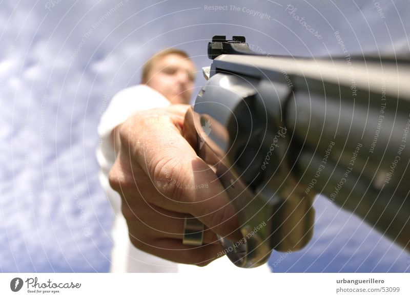 Sky Death Weapon Fluid Steel Hunting Evil Grain Risk Criminality Handgun Majorca Murder Theft Hunter Shot