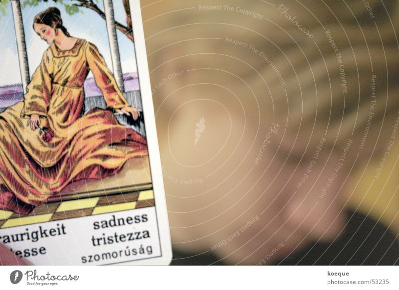 Horoscope - Sadness Grief Tarot desire