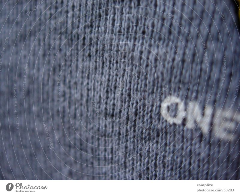 one Sweater 1 Letters (alphabet) Cloth Digits and numbers Gray White English Screen print Word Characters Pressure Circle Language Printing printed