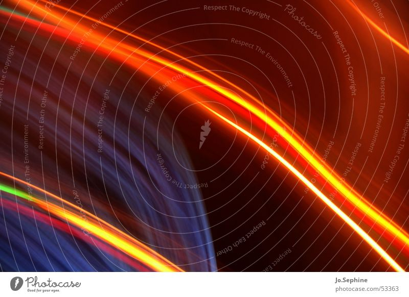 light lines Background picture Structures and shapes Play of colours Movement Dynamics Inspiration Advancement Creativity communication Speed innovation Design