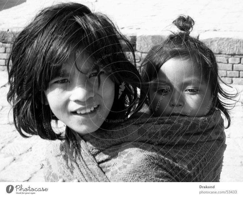 Girl Appetite Nepal Homeless Kathmandu Namaste Bhaktapur