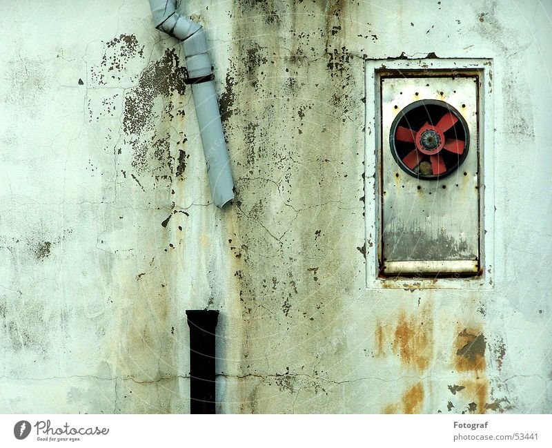 Water Green Red Black Wall (building) Gray Rain Air Metal Dirty Background picture Wind Broken Climate Statue Pipe
