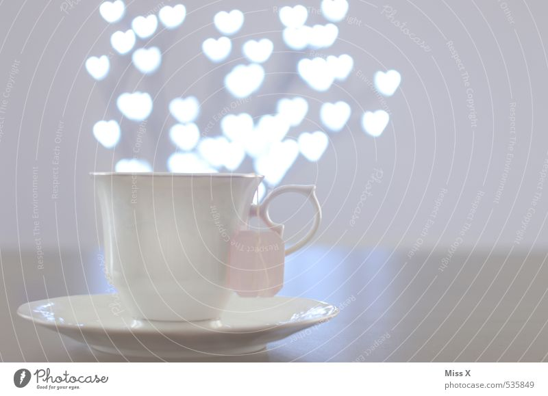Love Emotions Healthy Eating Moody Flying Glittering Illuminate Heart Nutrition Beverage Romance Infatuation Tea Cup Alcoholic drinks Magic