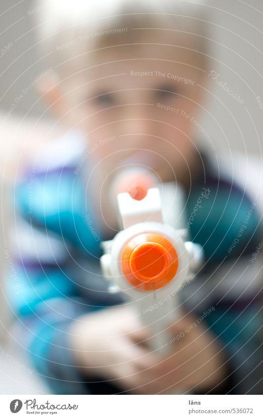 Peng l 300 Boy (child) Handgun Playing Child Looking Head