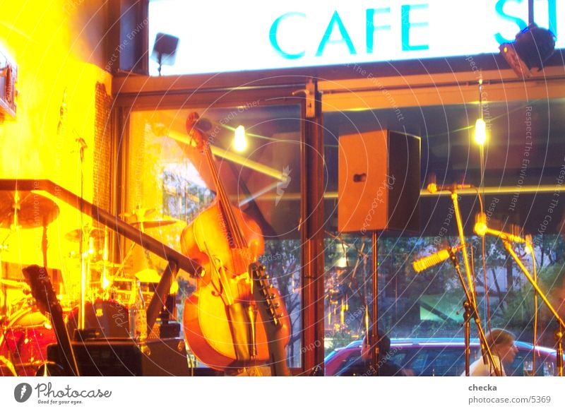 Life Concert String Café Double bass