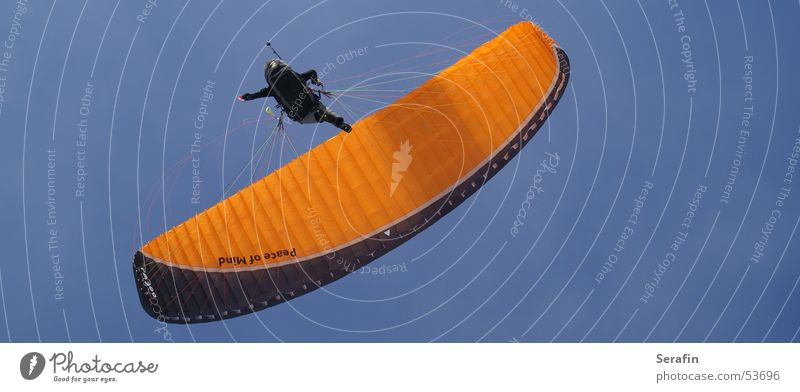 Sky Sports Air Flying Freestyle Paragliding Paraglider Flying sports