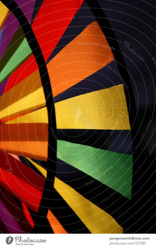 Green Red Colour Yellow Orange Toys Section of image Pinwheel Partially visible Play of colours