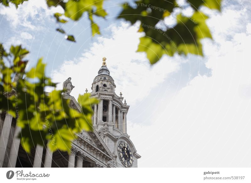 destinations london London Downtown Church Dome Tower Manmade structures Building Architecture Facade Tourist Attraction St Paul's Cathedral Famousness Historic