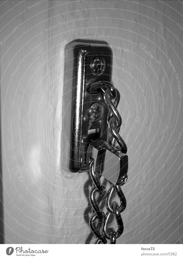 safety? Screw Things Chain Metal Safety