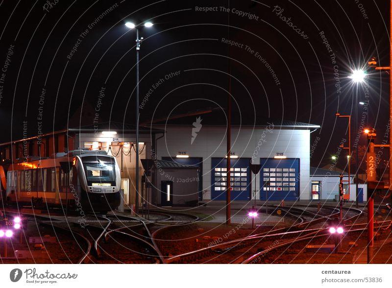Work and employment Beginning Railroad Train station Wanderlust