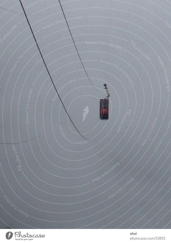 Sky Fear Fog Dangerous Threat Switzerland Fantastic Creepy Panic Concern Eerie Unclear Ambiguous Hazy Spooky Harrowing