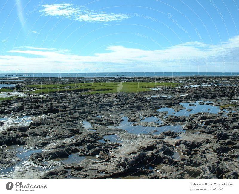 Stone Coast Argentina Chile Patagonia