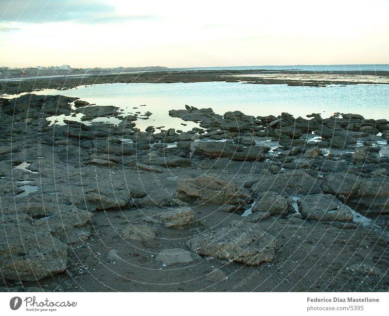 Stone Coast Chile Argentina Patagonia