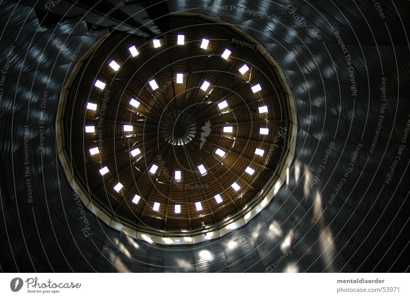 Sun Dark Wall (building) Window Industrial Photography Round Steel Gas Elevator Blanket Screw The Ruhr Gasometer Oberhausen
