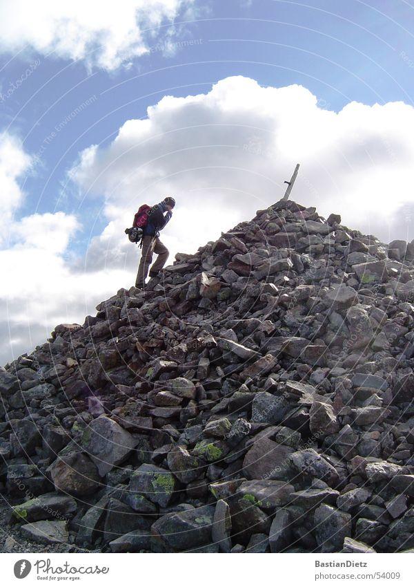 Lanes & trails Hiking Success Target Peak Come