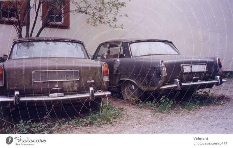 british_steel In transit Vintage Car