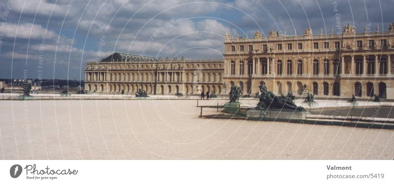 Architecture Paris Castle Versailles